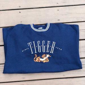 Tigger pullover sweater